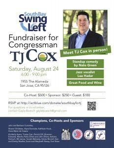 TJ Cox Fundraiser